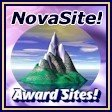 NovaSite! Award